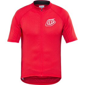 Troy Lee Designs ACE Jersey Heren, red